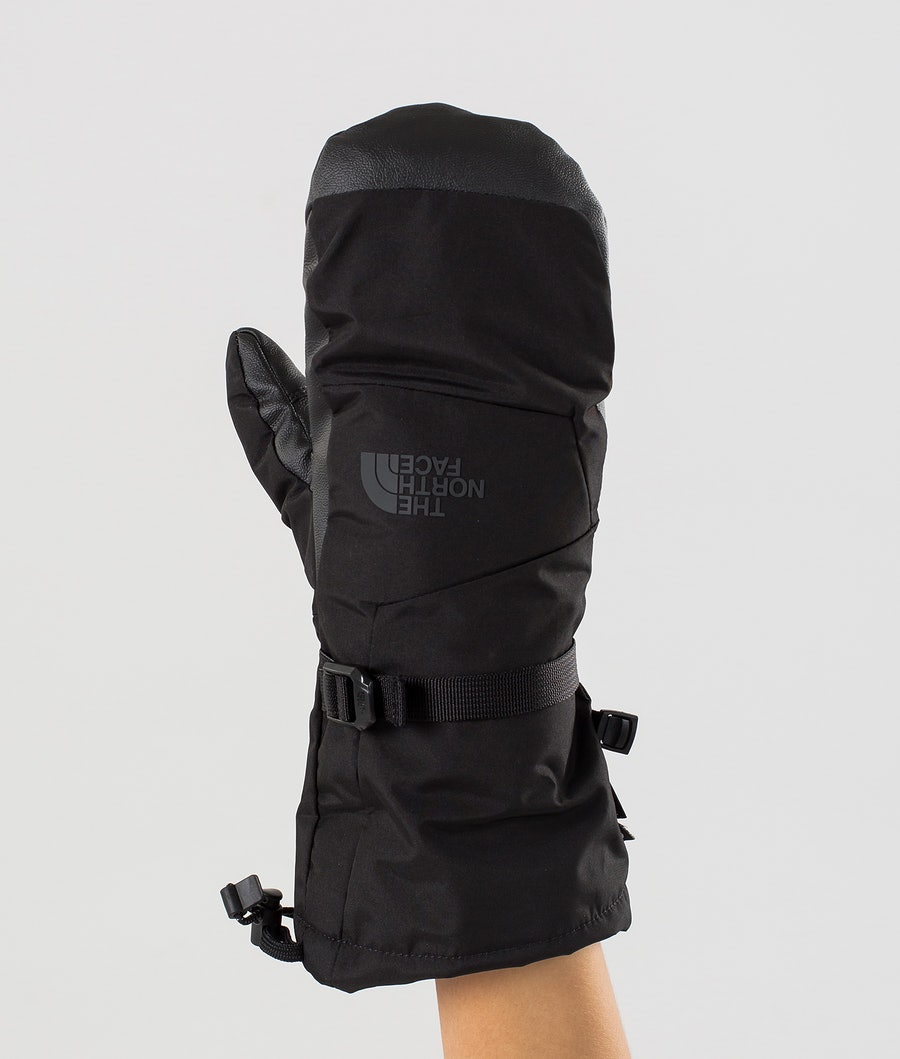 The North Face Montana Futurelight Etip Mitt Snow Mittens Tnf Black