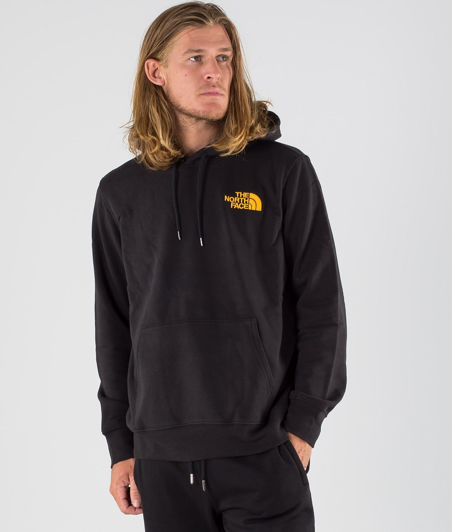 The North Face Walls Are Meant For Climbing Hoodie Tnf Black