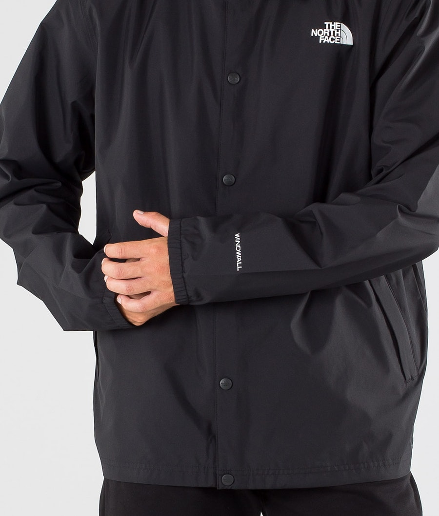 The North Face Walls Are Meant For Climbing Coaches Jakke Tnf Black