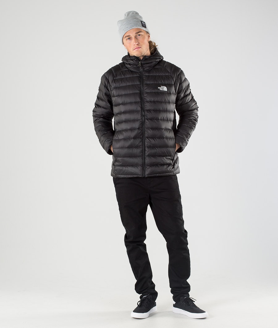 The North Face Trevail Jacka Tnf Black/Tnf Black
