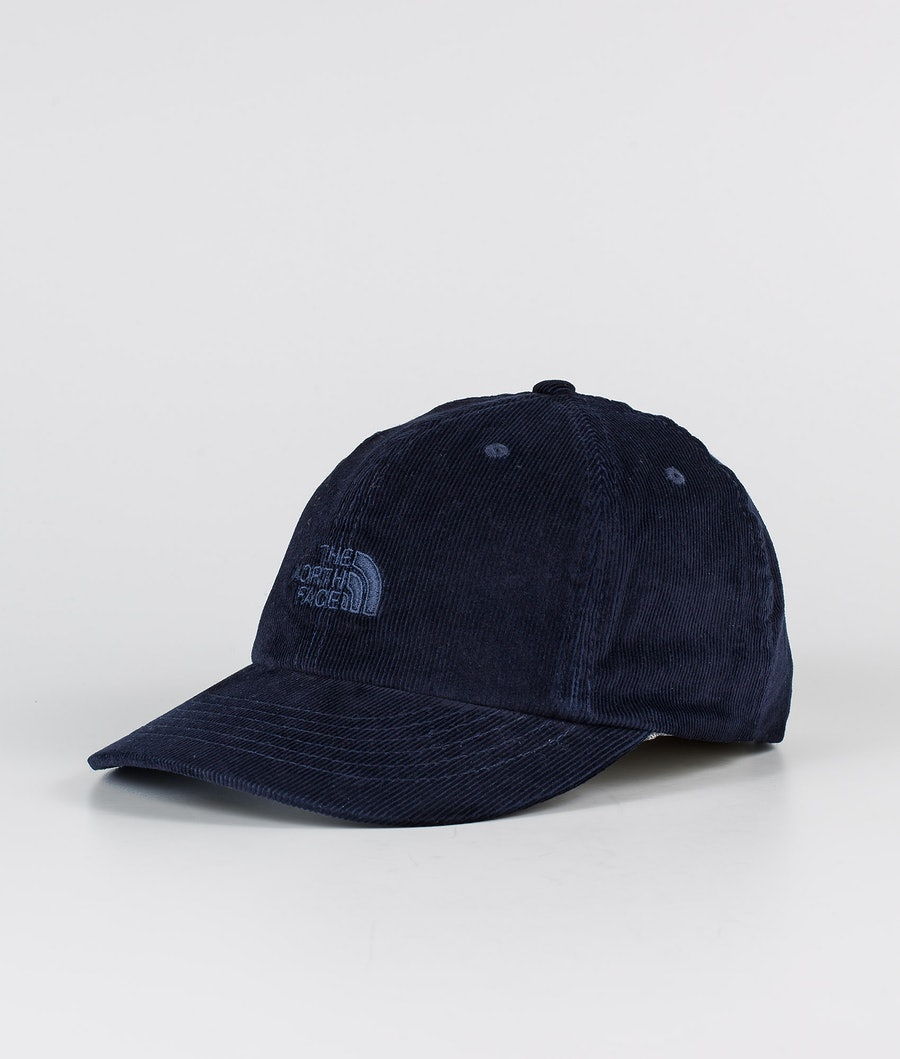 The North Face Heritage Cord Casquette Aviator Navy