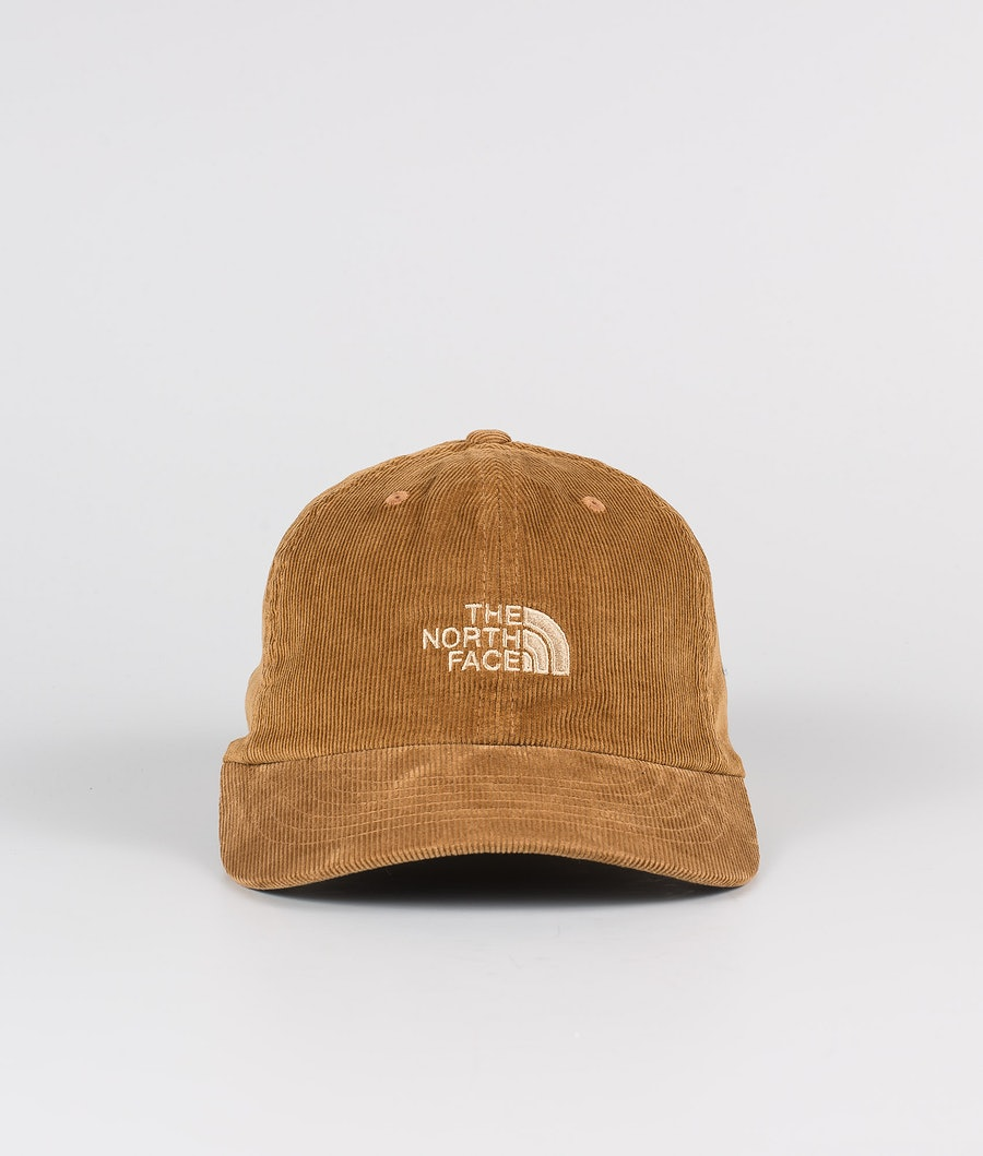 The North Face Heritage Cord Caps Utility Brown