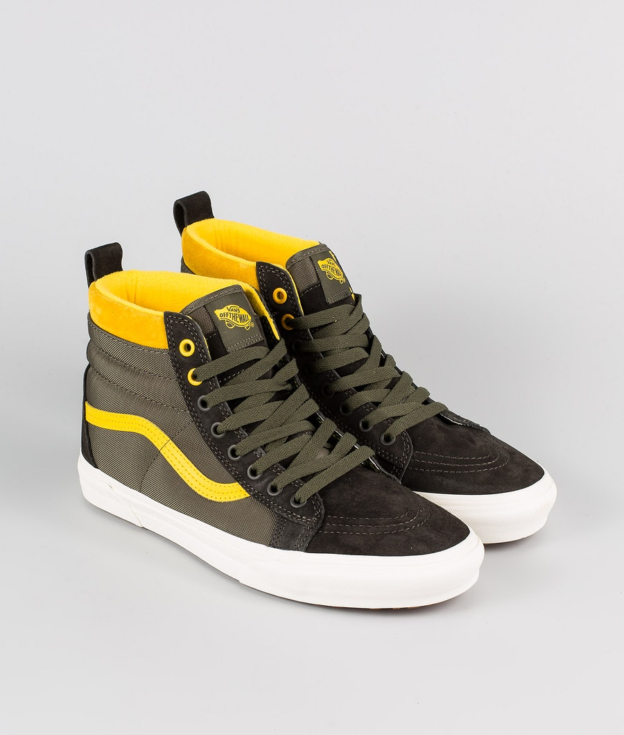 Vans SK8-Hi Mte Chaussures (Mte)Grape Leaf Lemon Chrome