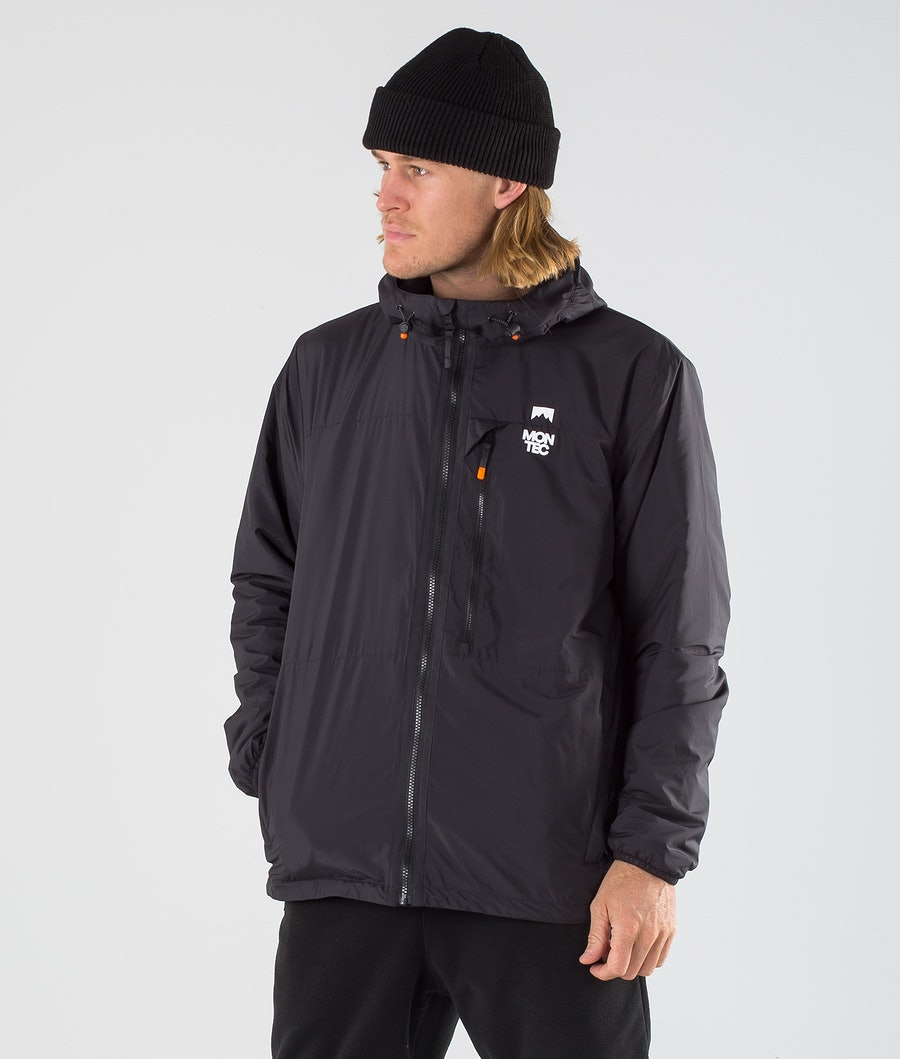 Montec Toasty Jacket Black