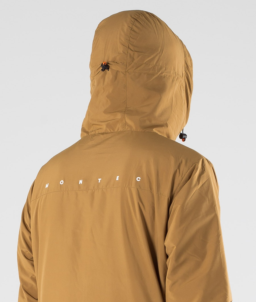 Montec Toasty Jacket Gold