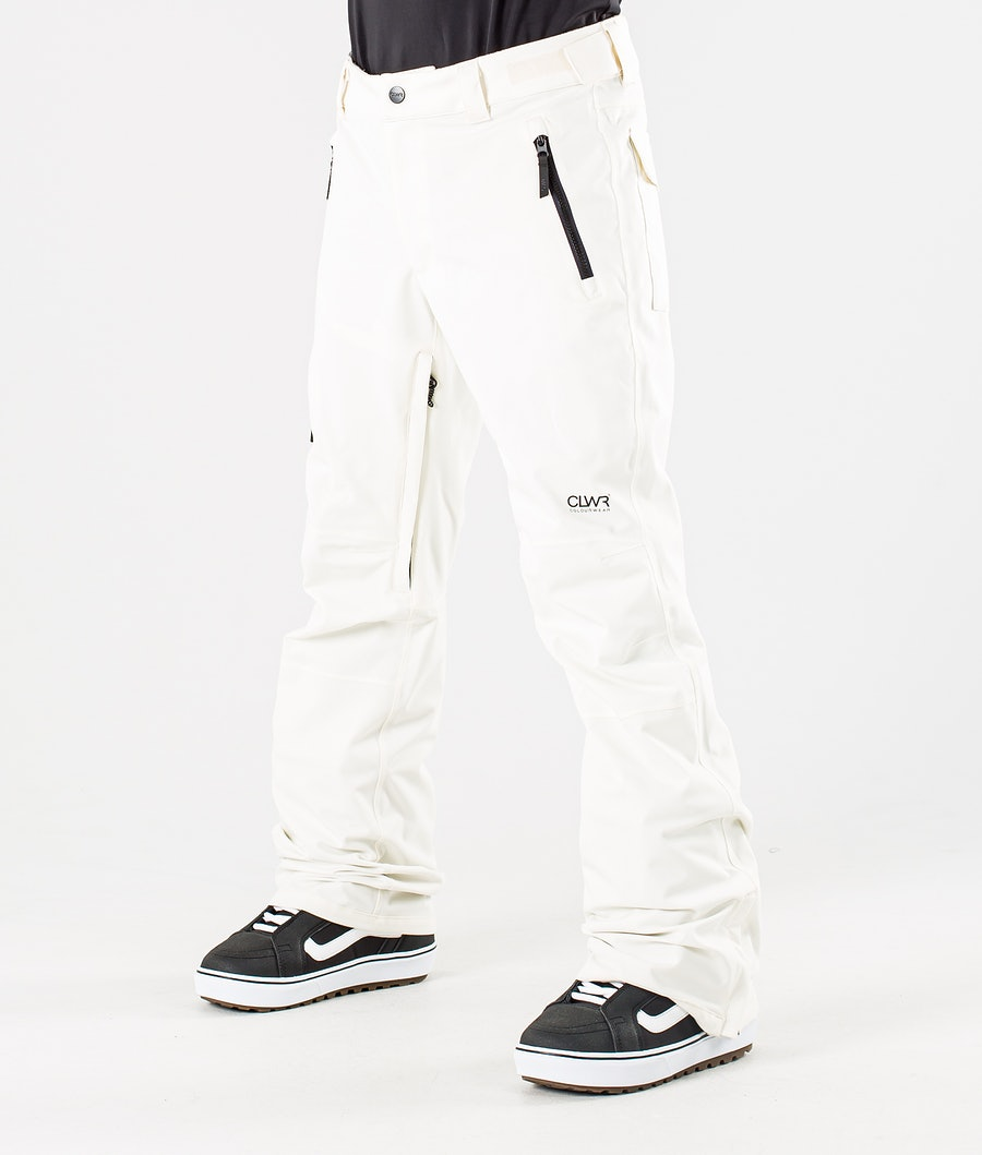 ColourWear Sharp Snowboard Pants Offwhite