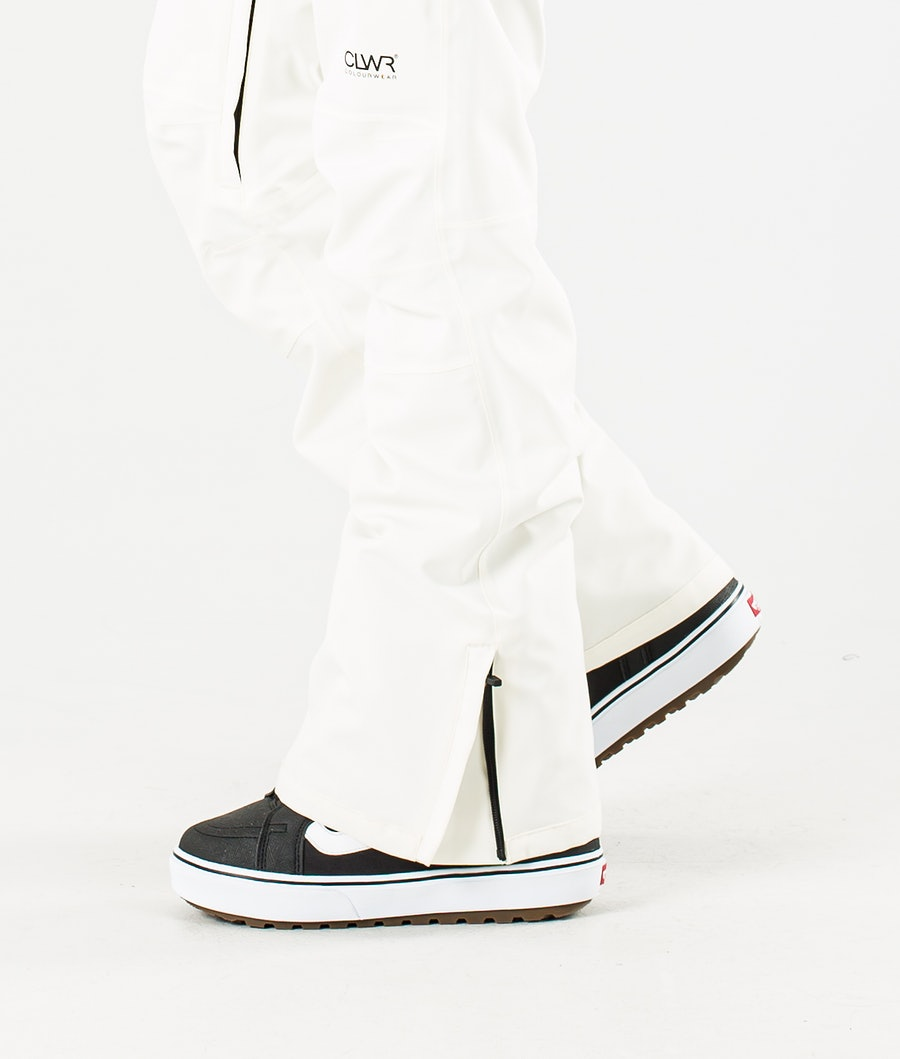 ColourWear Sharp Snowboard Pants Offwhite