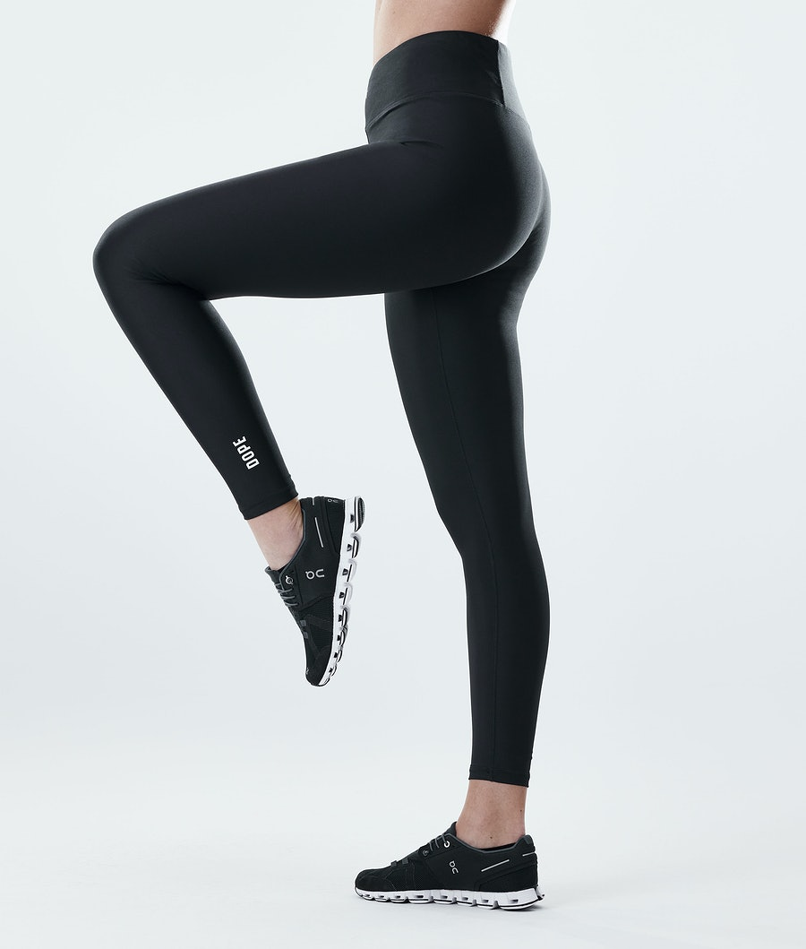 Dope Lofty Leggings Damen Black