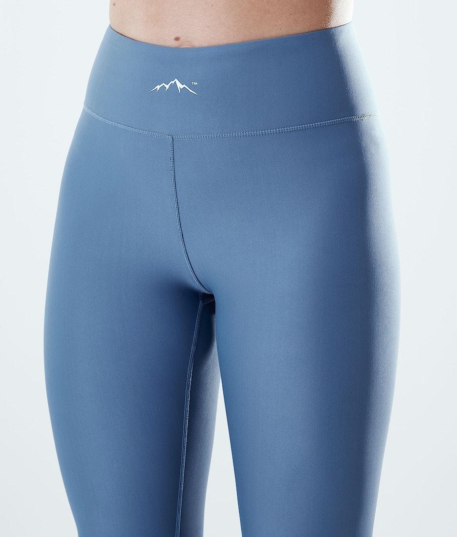 Dope Lofty Leggings Damen Blue Steel