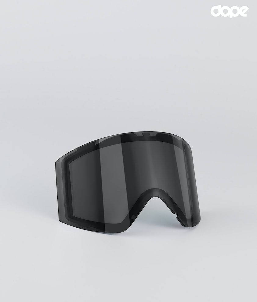 Dope Sight Large Replacement Lens Snow Black