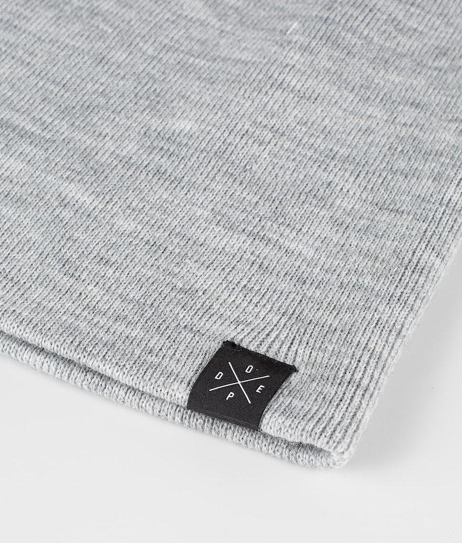 Dope Solitude Mütze Light Grey Melange
