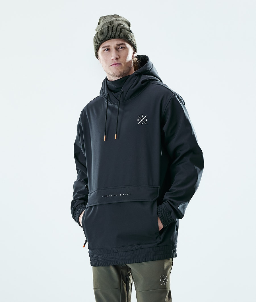 Dope Nomad Outdoor Jacka Black