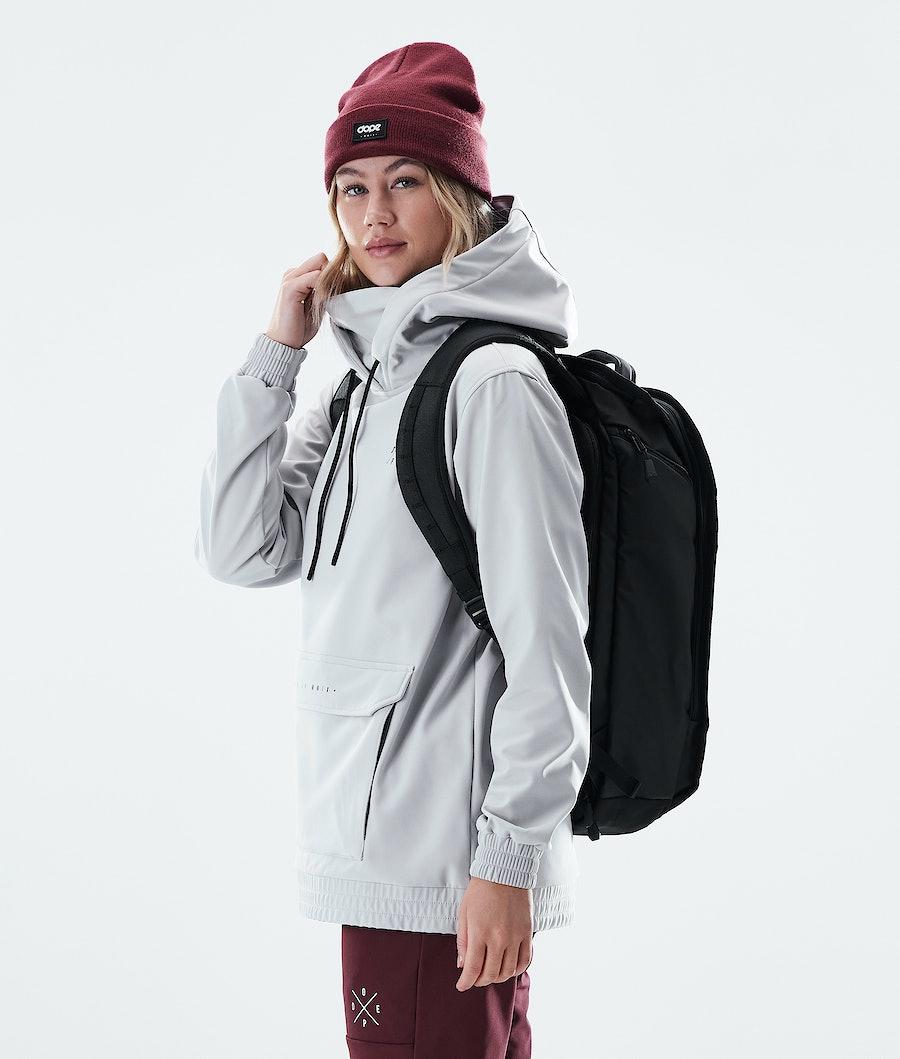 Dope Nomad Outdoor Jas Dames Light Grey