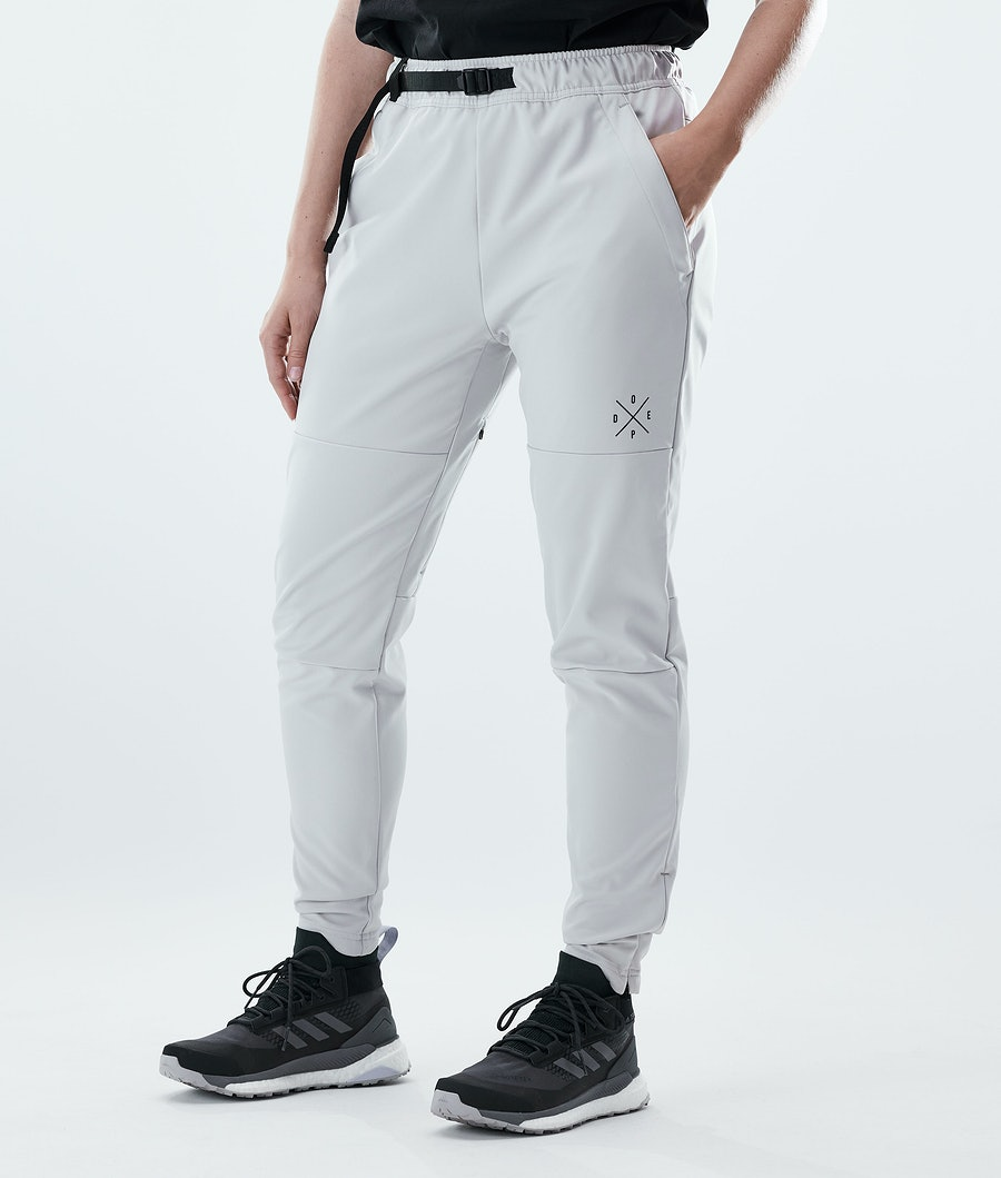 Dope Nomad W Pantaloni Outdoor Light Grey