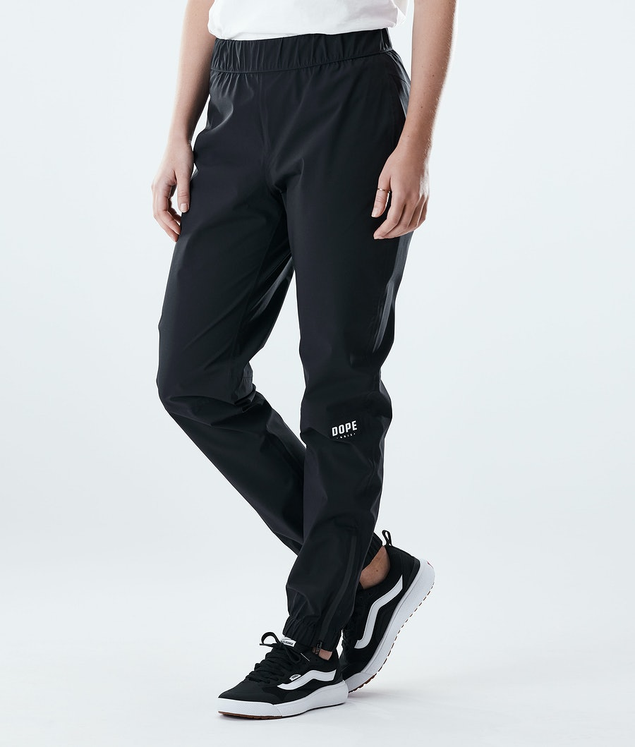 Dope Drizzard W Rain Pants Black
