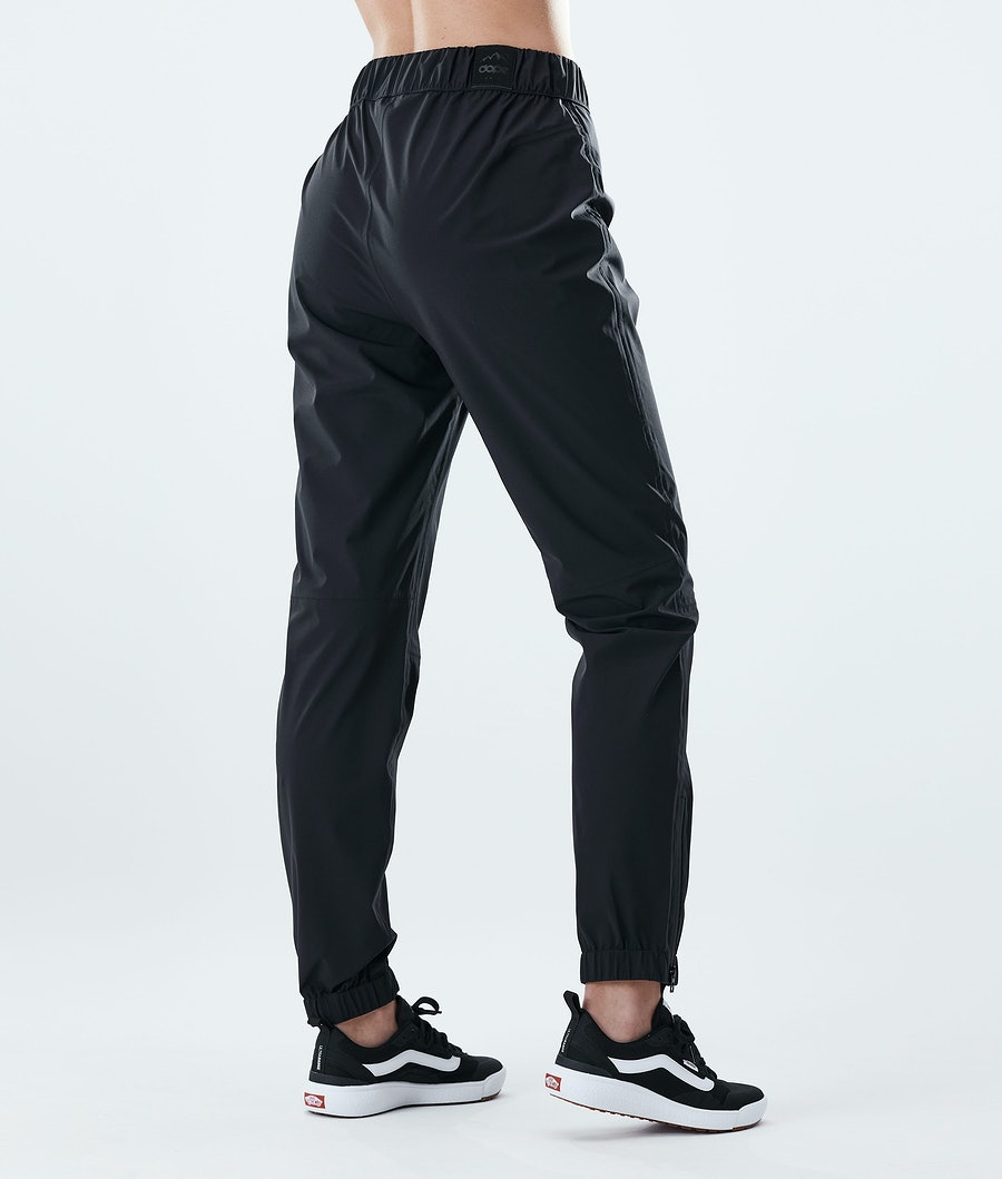 Dope Drizzard Pants W Regenhose Damen Black