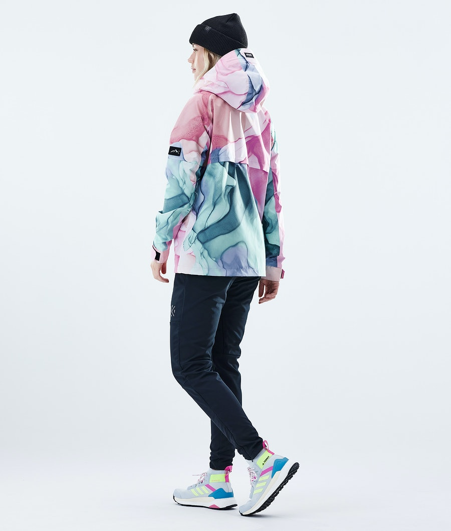 Dope Hiker W Women's Outdoor Jacket Mirage