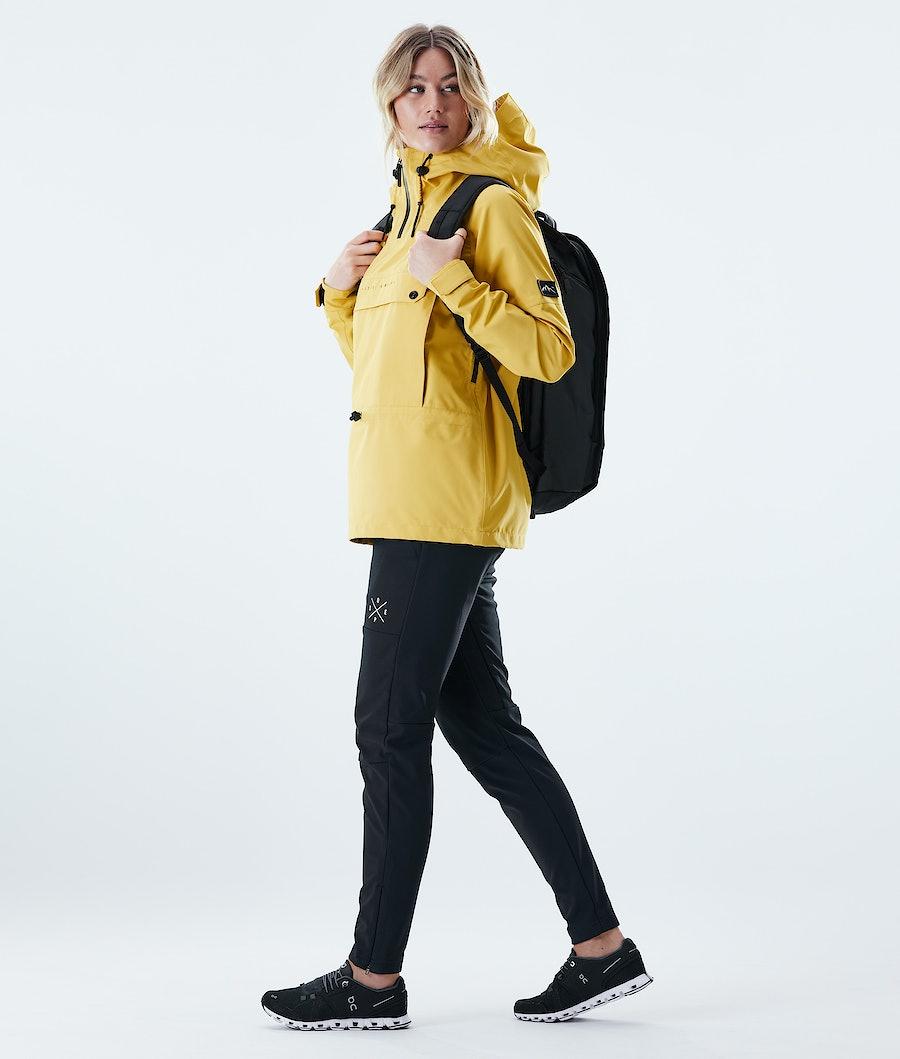 Dope Hiker W Women's Outdoor Jacket Yellow