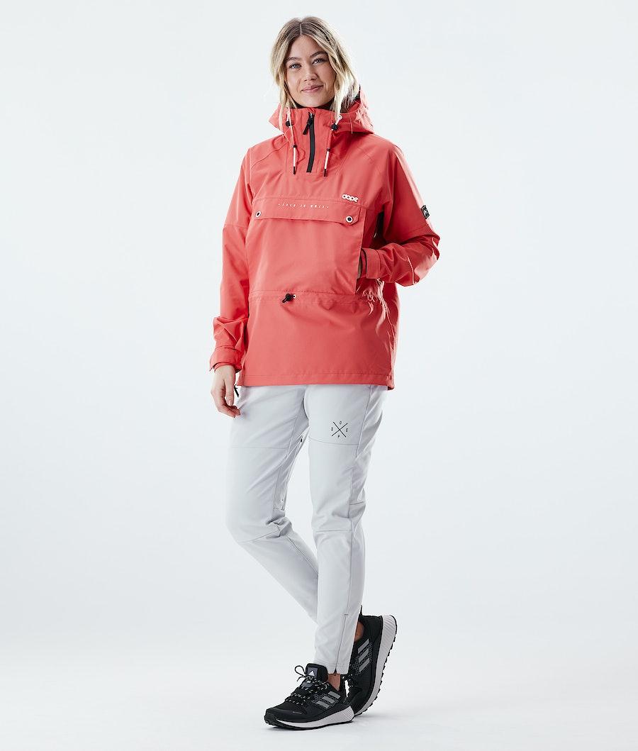 Dope Hiker W Women's Outdoor Jacket Coral