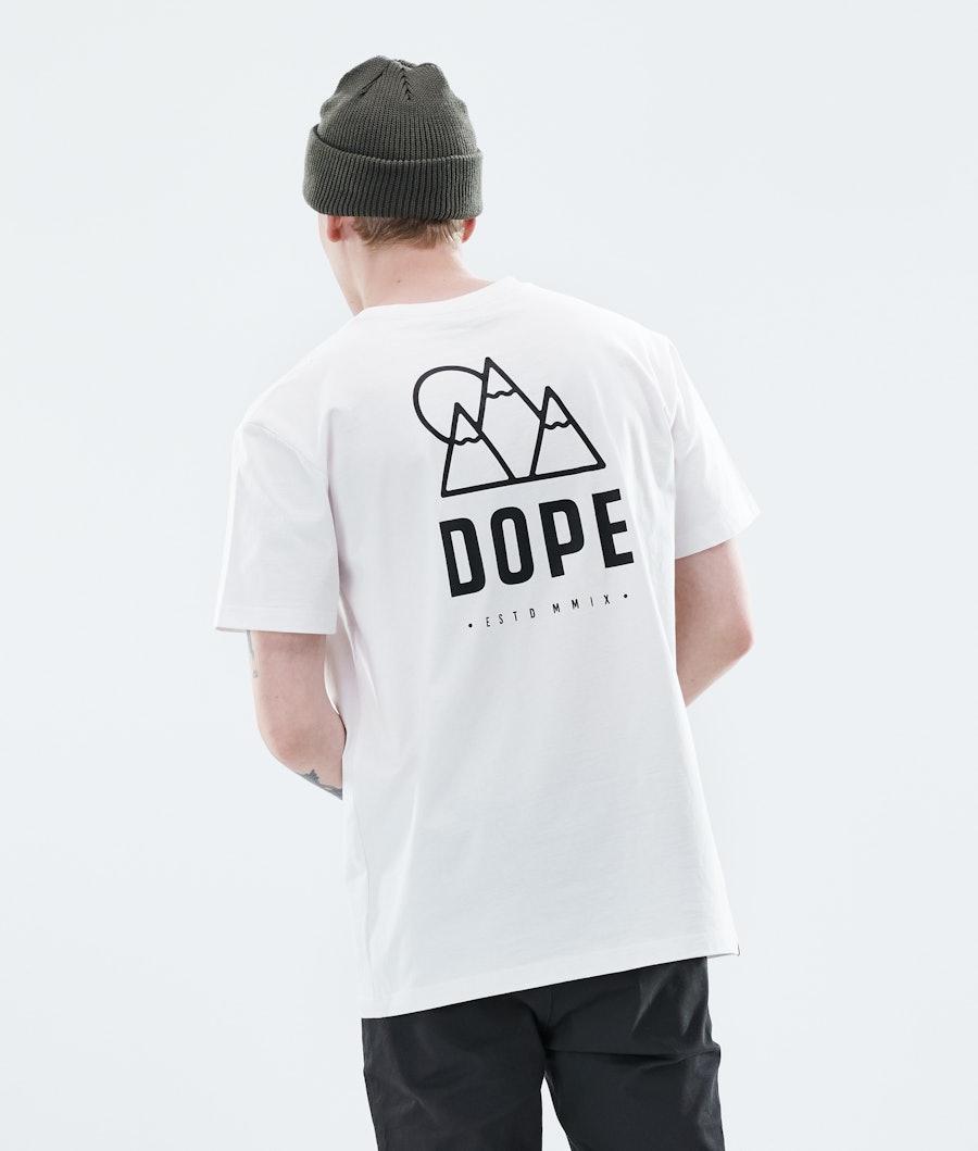 Daily Rise T-shirt Men White