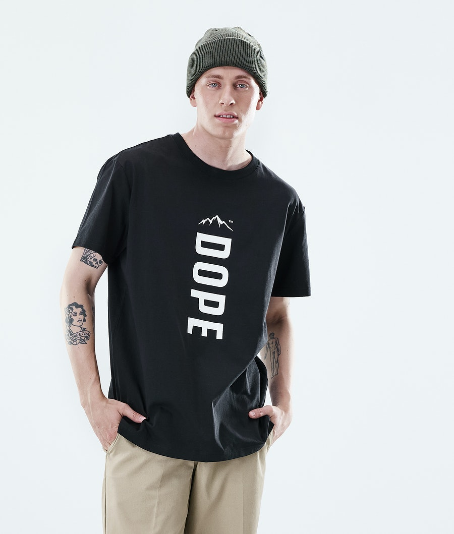 Daily Capital T-shirt Men Black