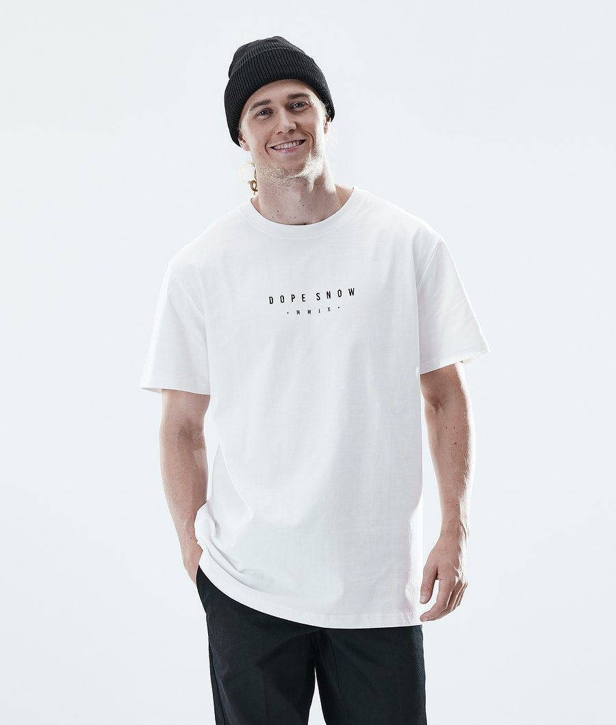 Dope Daily Range T-shirt White