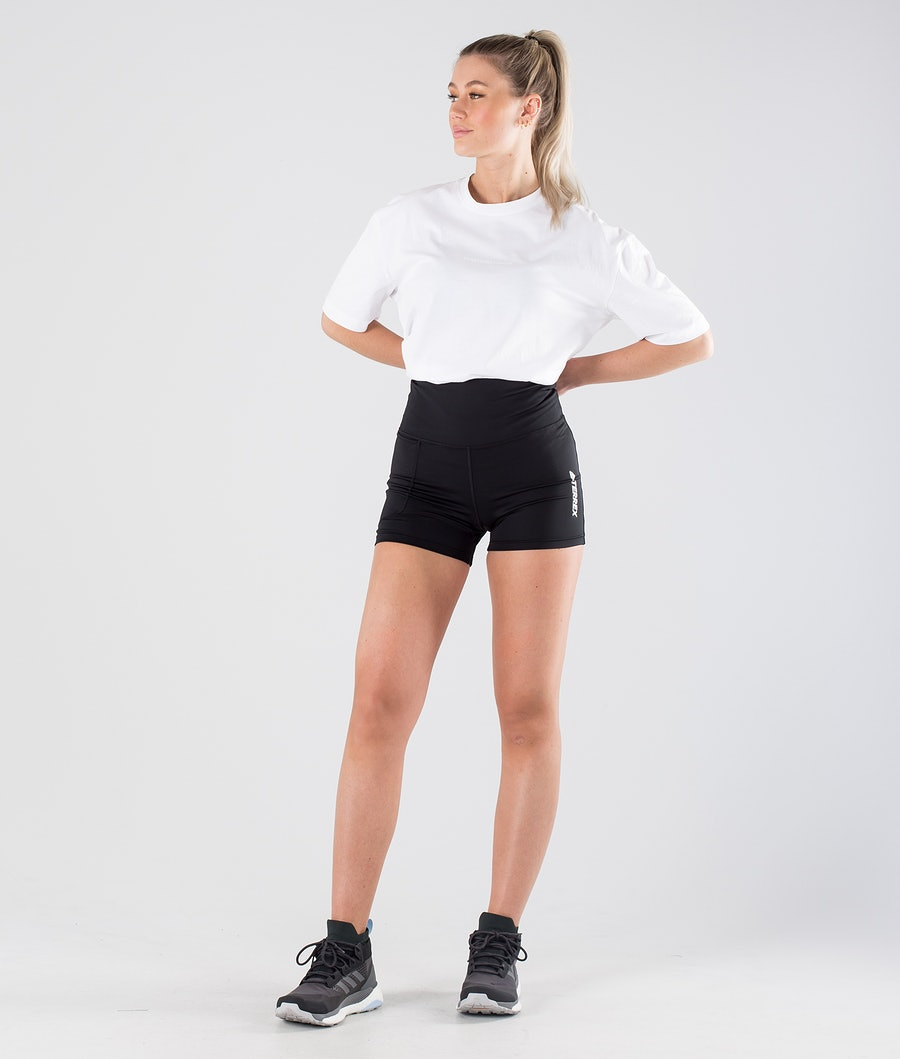 Adidas Terrex Multi Outdoor Shorts Damen Black