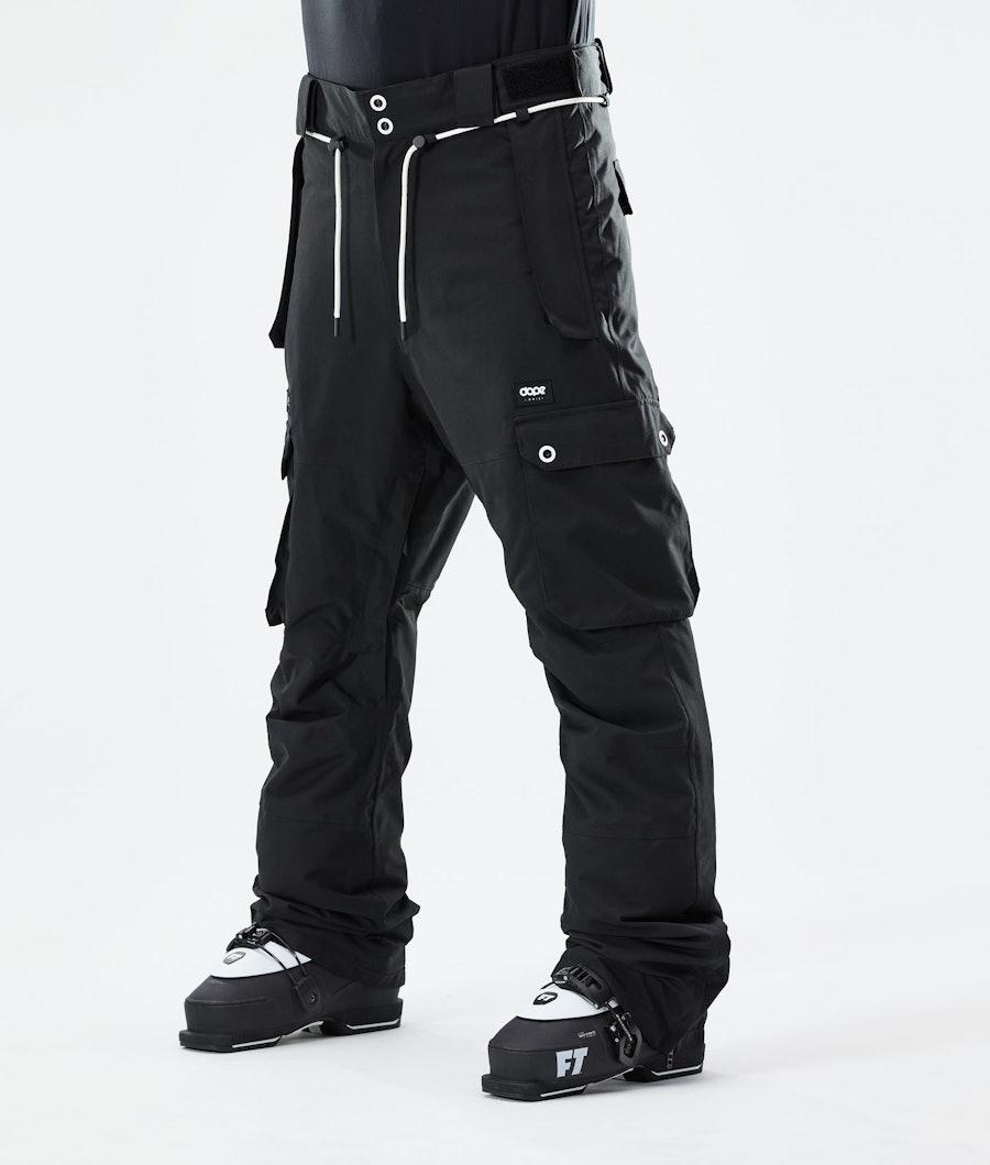 Dope Iconic Pantaloni Sci Black