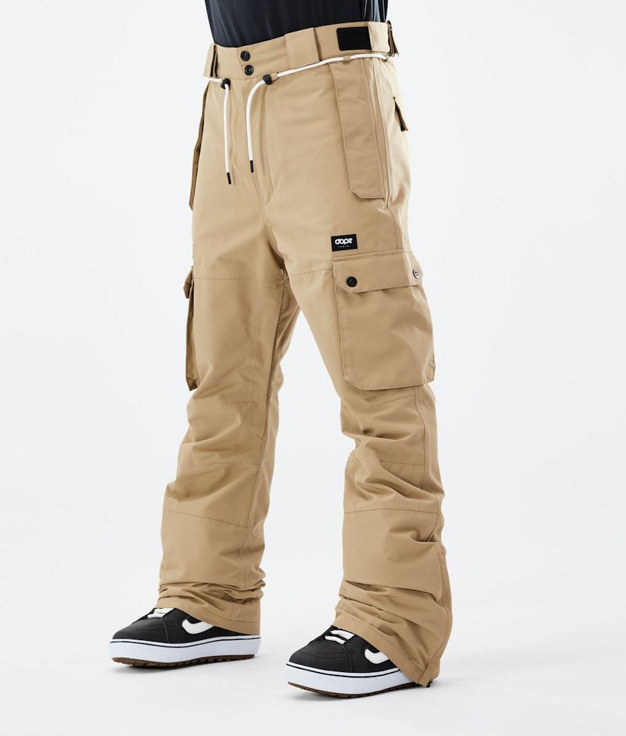Dope Iconic Pantaloni Sci Khaki