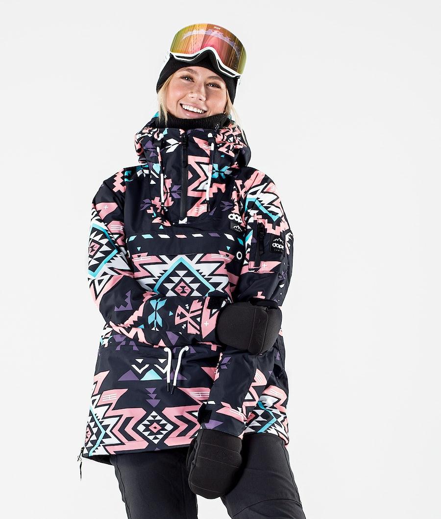 Dope Annok W Snowboardjacka Inka Pink