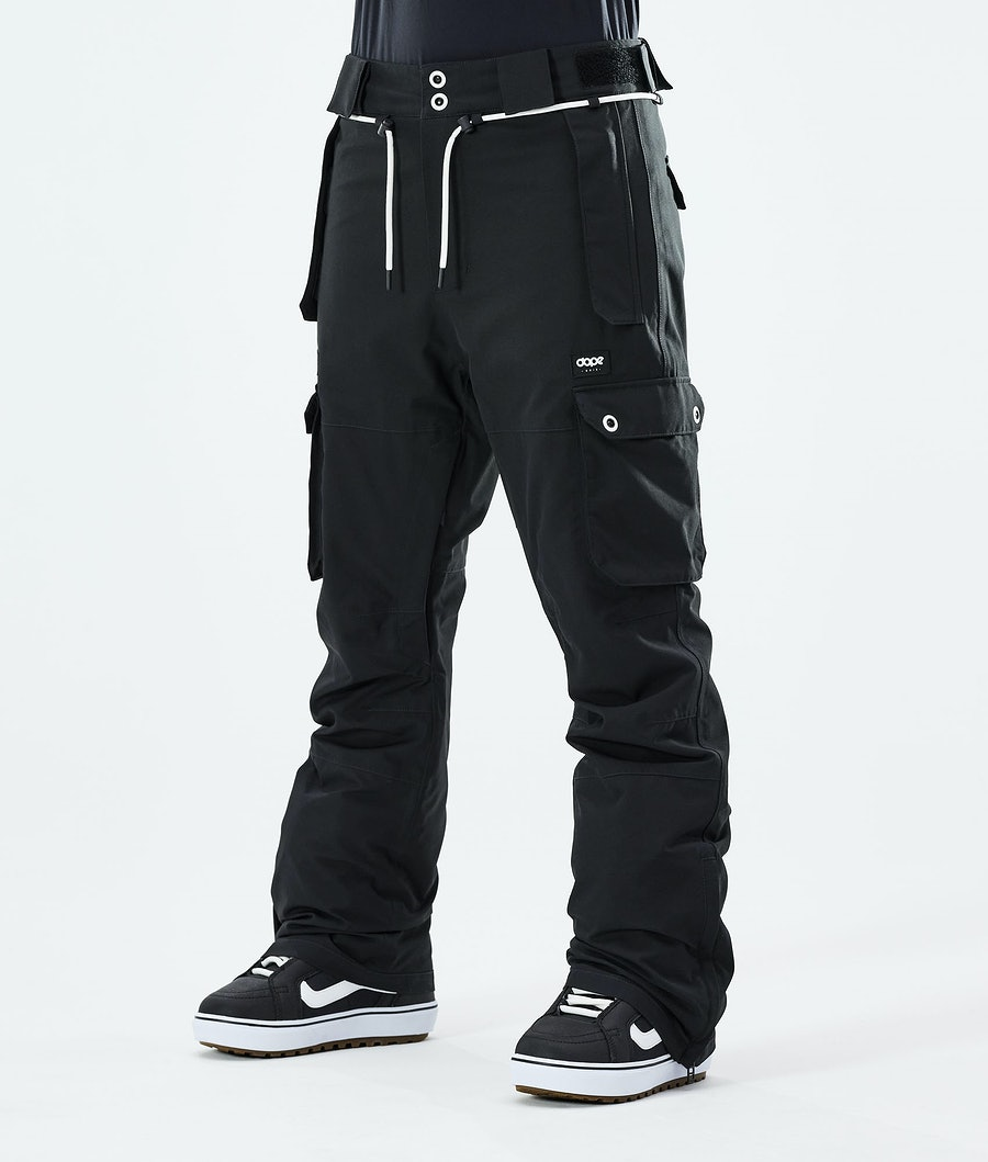 Dope Iconic W Pantaloni Snowboard Black