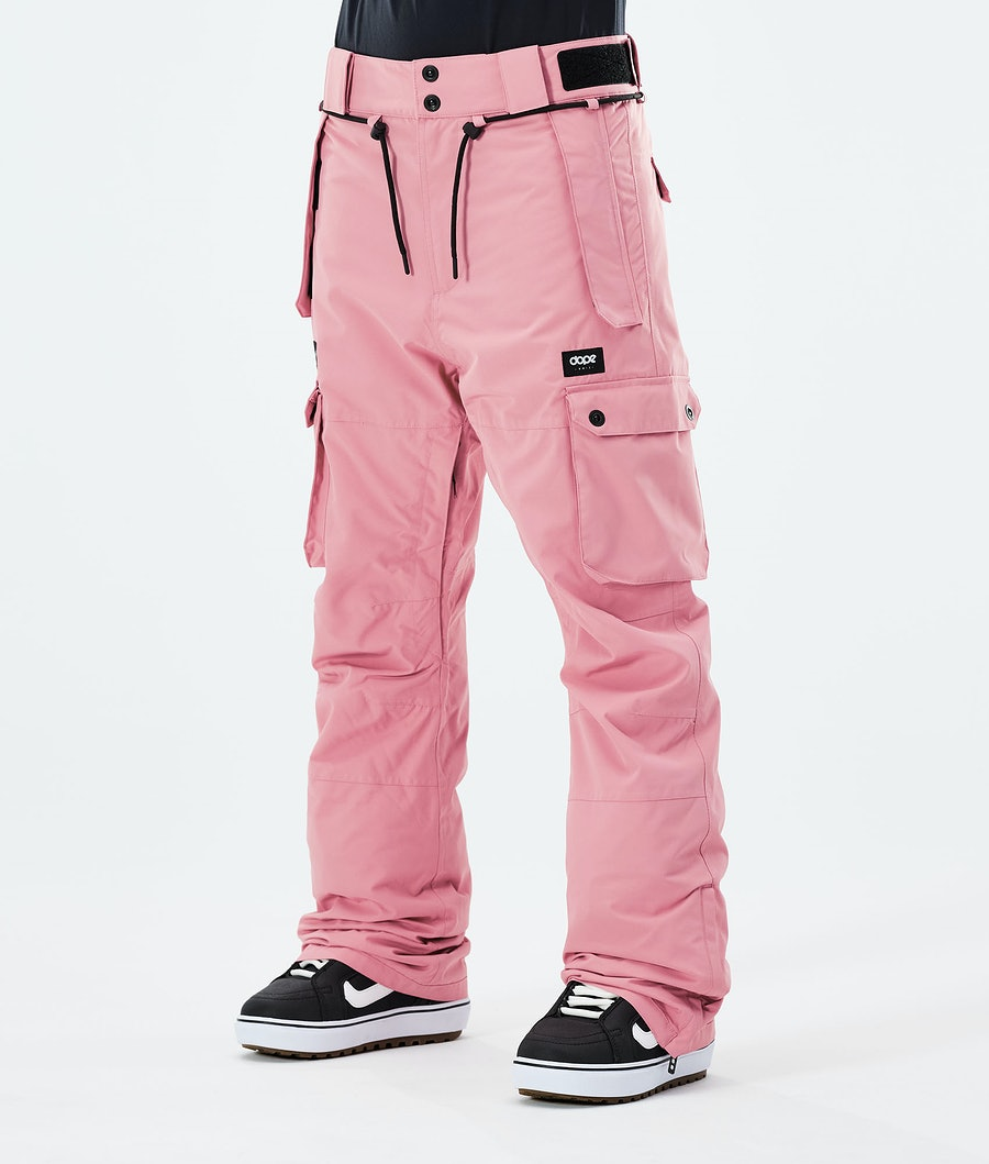 Dope Iconic W Snowboard Pants Pink