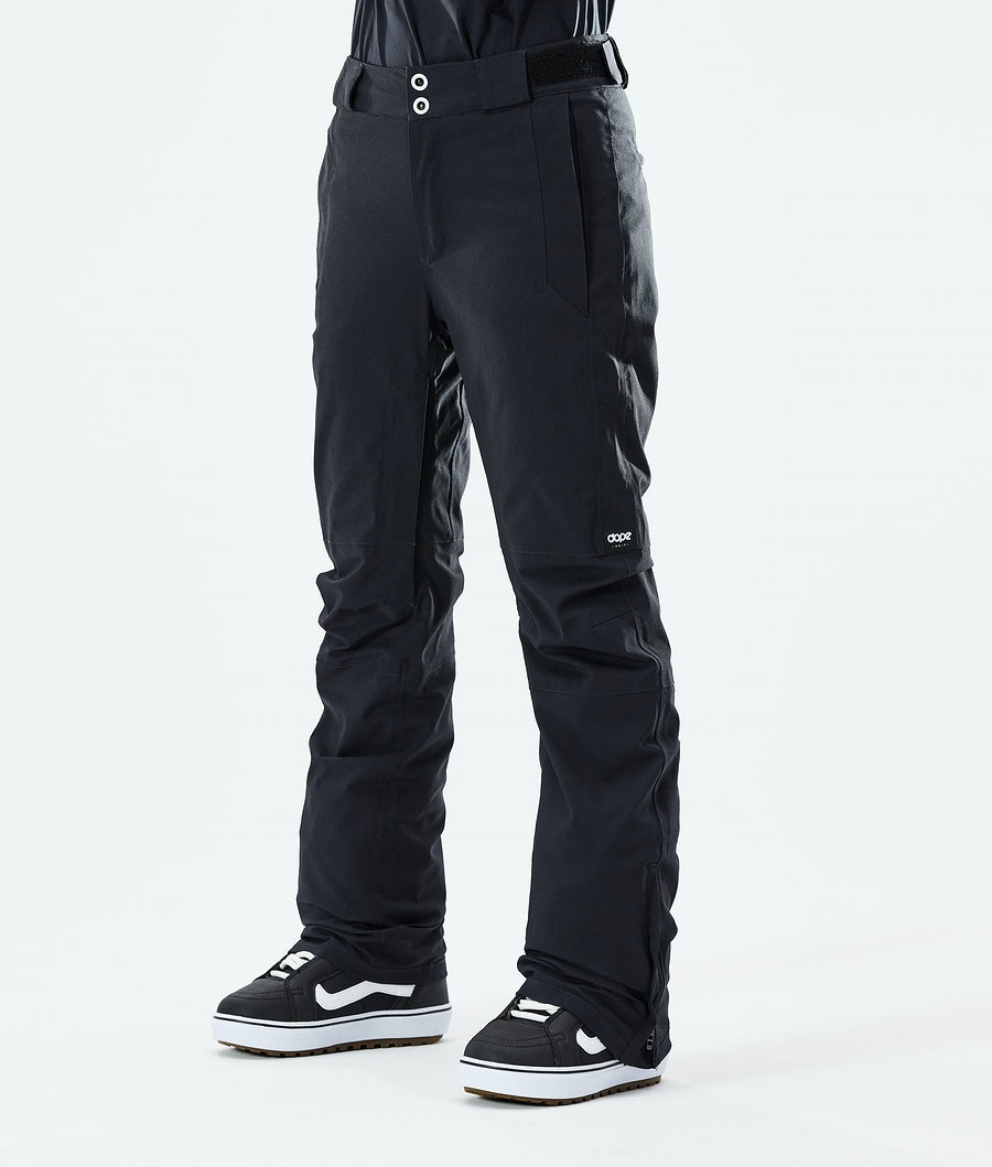 Dope Con 2020 Pantaloni Snowboard Black