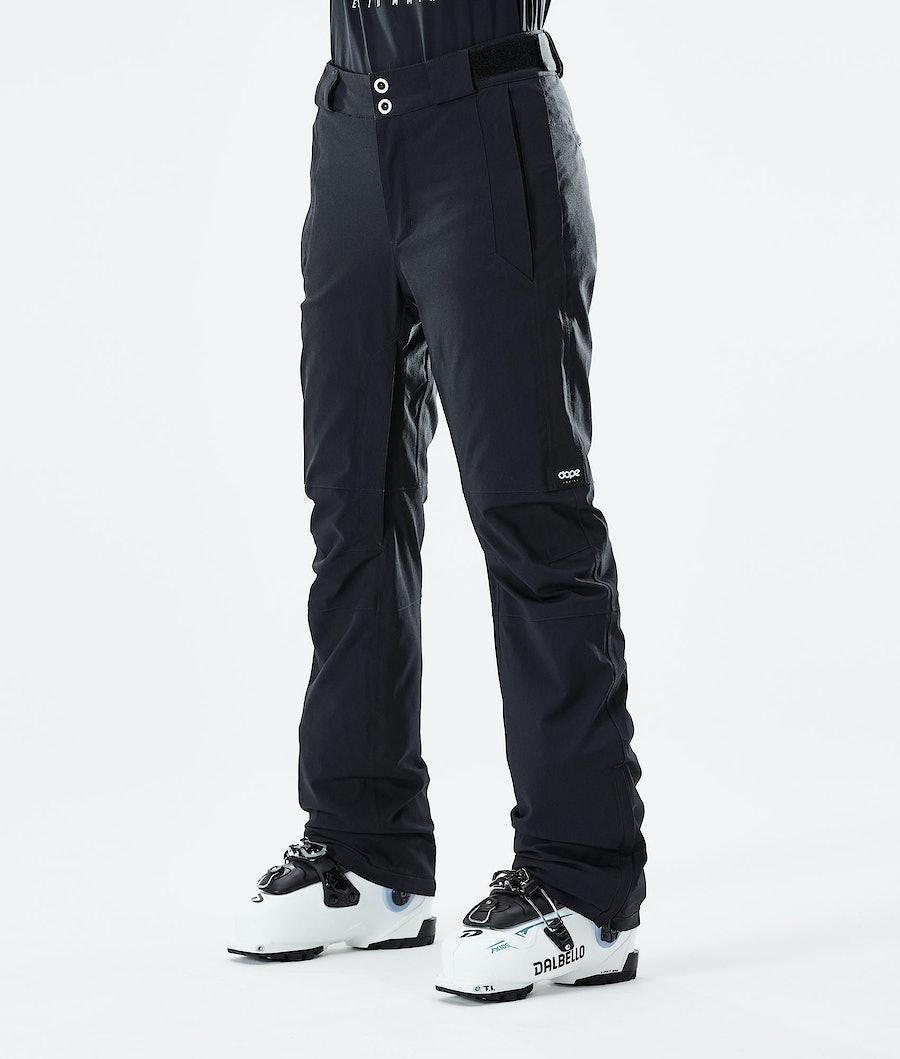 Dope Con 2020 Ski Pants Black
