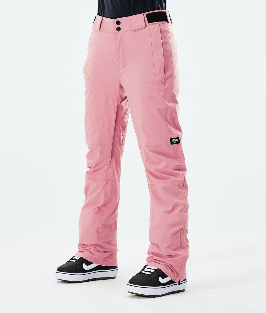 Dope Con 2020 Snowboard Pants Pink