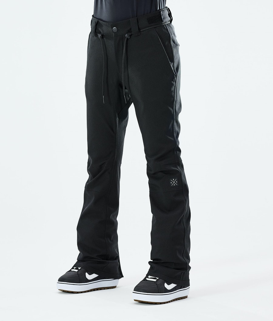Dope Tigress Pantaloni Snowboard Black
