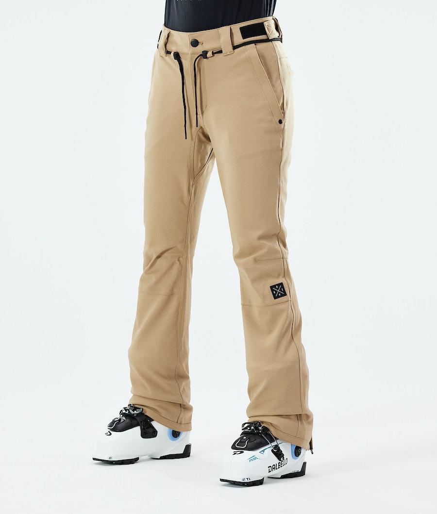 Dope Tigress Ski Pants Khaki