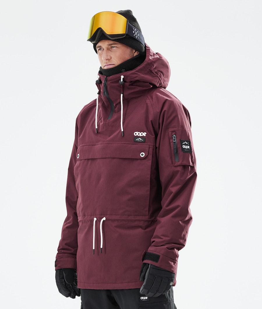 Dope Annok Snowboardjacka Burgundy