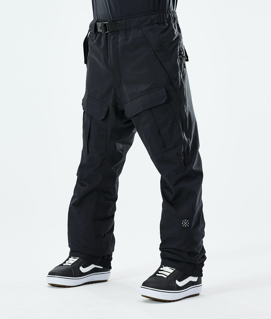 Dope Antek 2020 Snowboardbukse Black