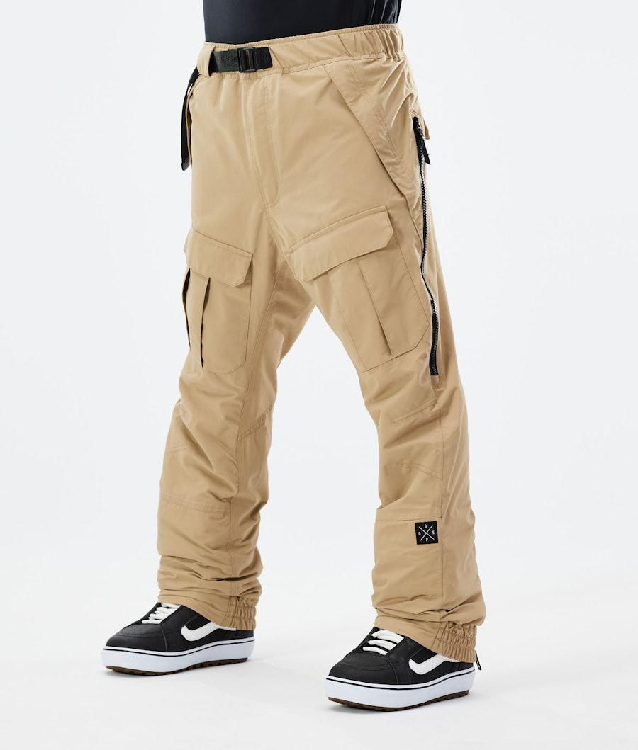 Antek 2020 Snowboard Pants Men Khaki
