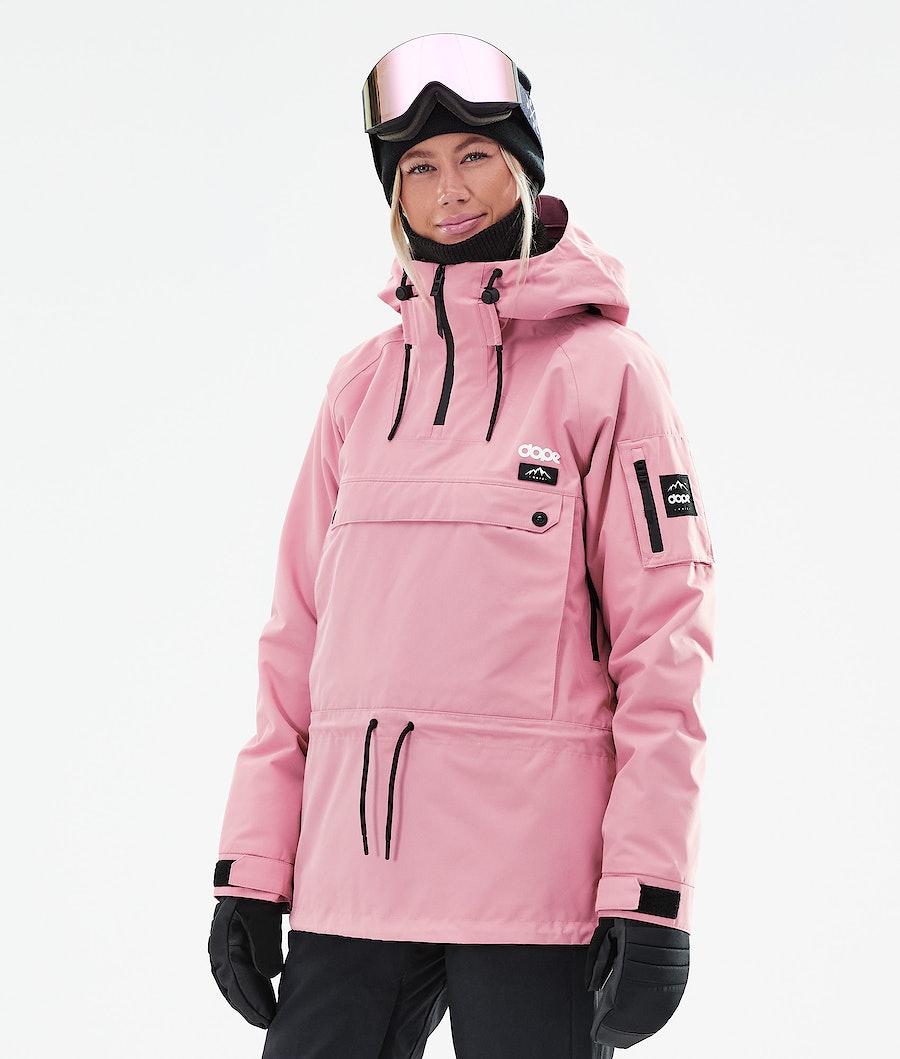 Dope Annok W Veste Snowboard Pink
