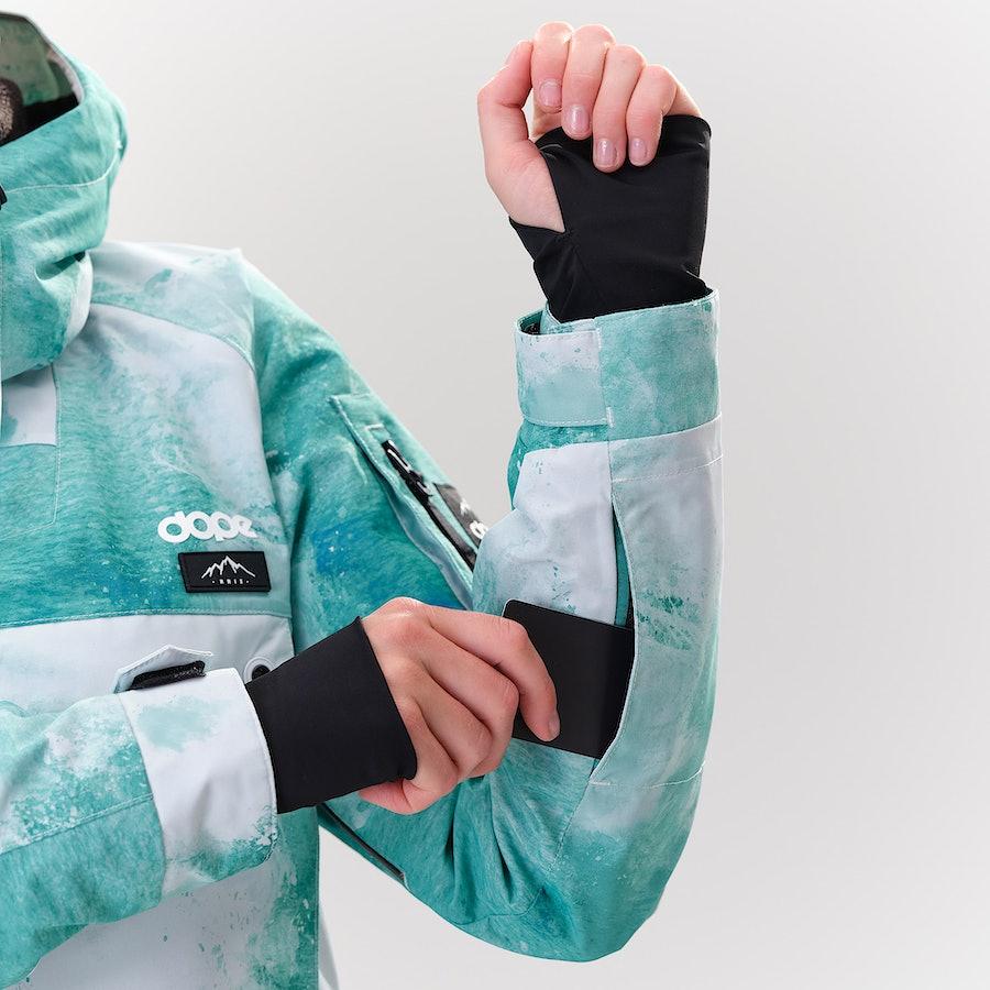 Tasche für den Skipass