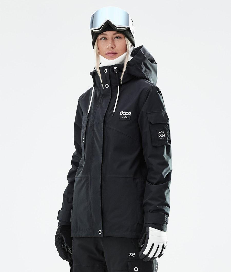 Dope Adept W Snowboardjacke Black