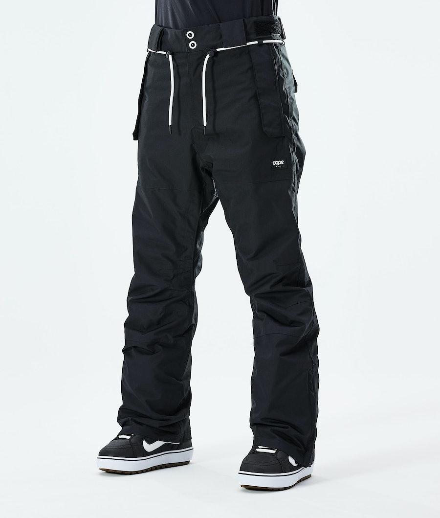Dope Classic W Snowboardbyxa Black