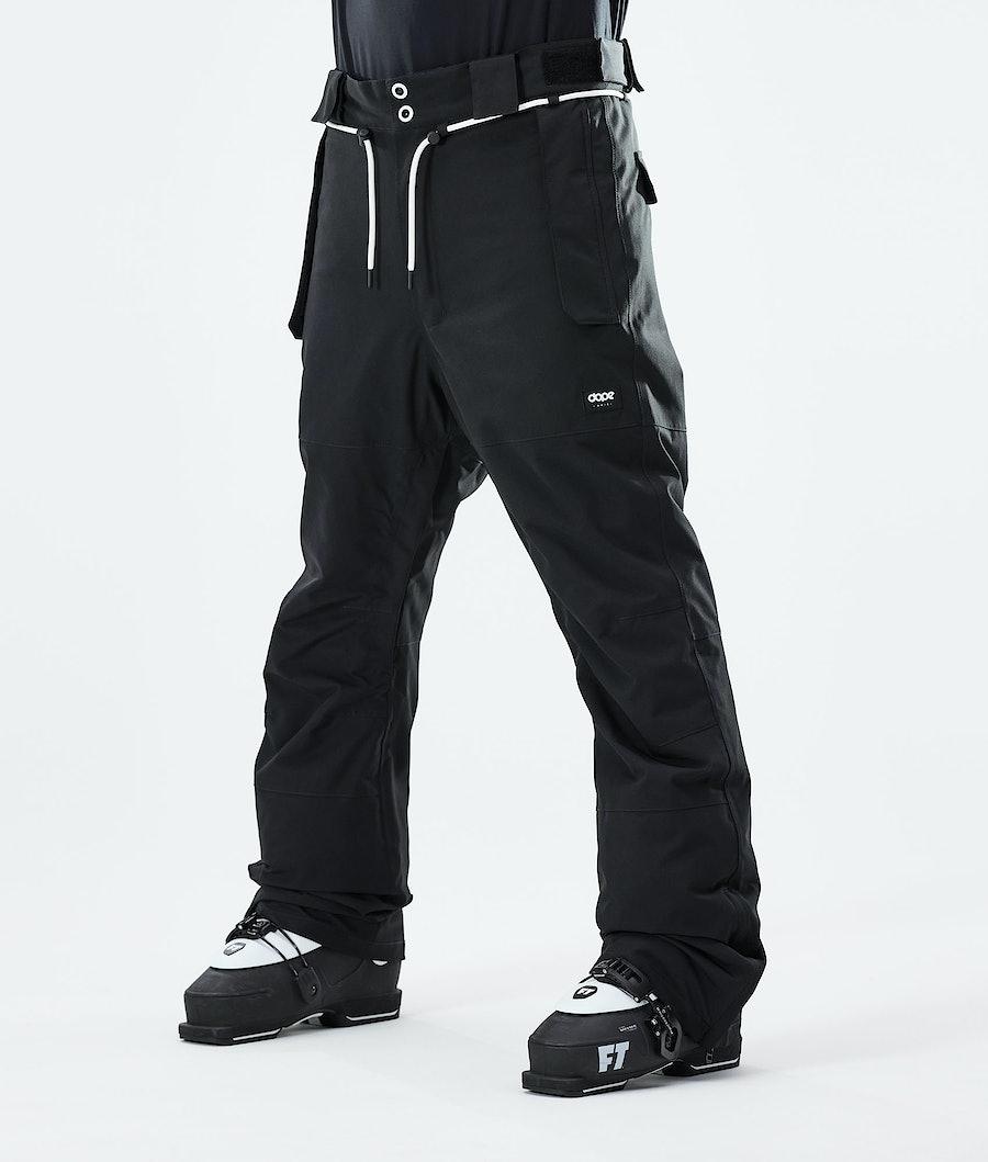 Dope Classic Pantalon de Ski Black