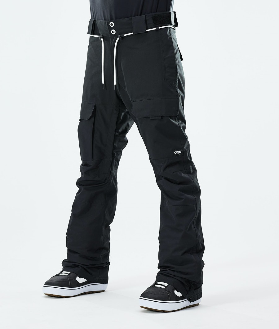 Dope Poise Snowboard Pants Black