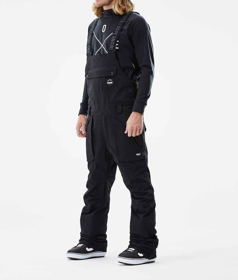 Dope Notorious B.I.B Pantalon de Snowboard Black