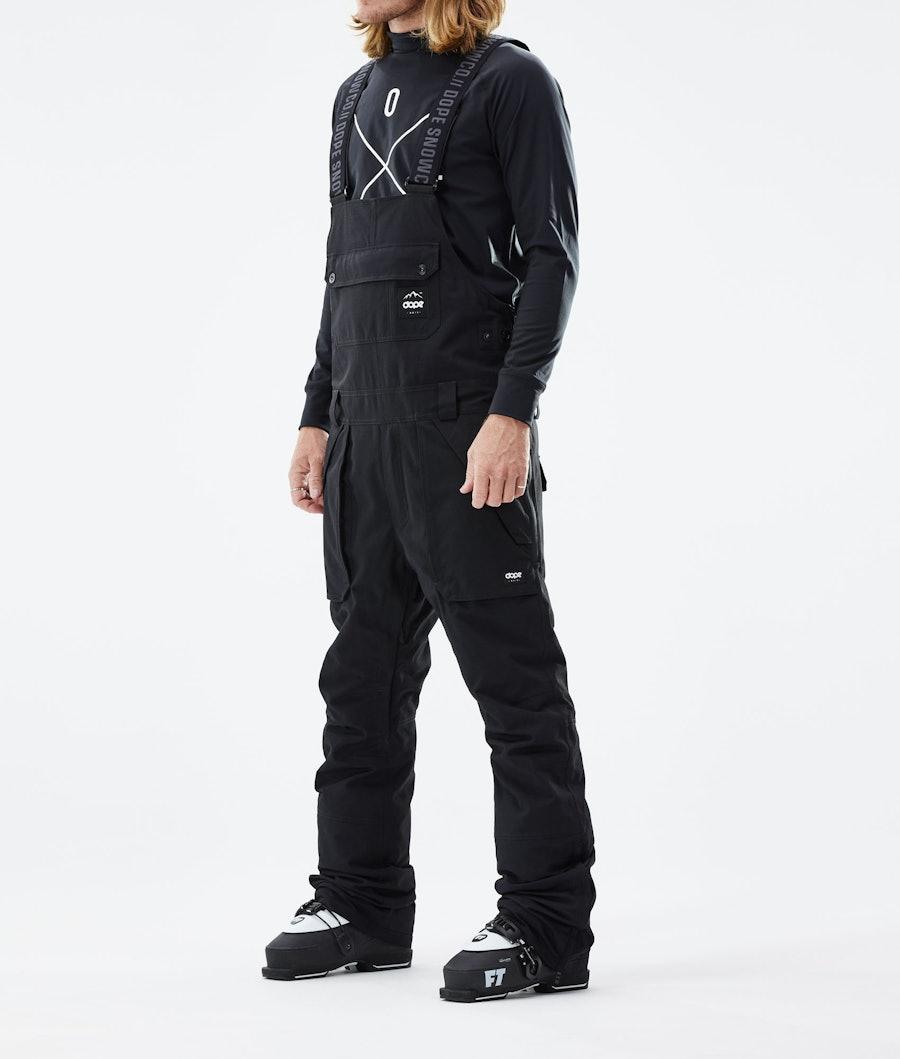 Dope Notorious B.I.B Pantalon de Ski Black