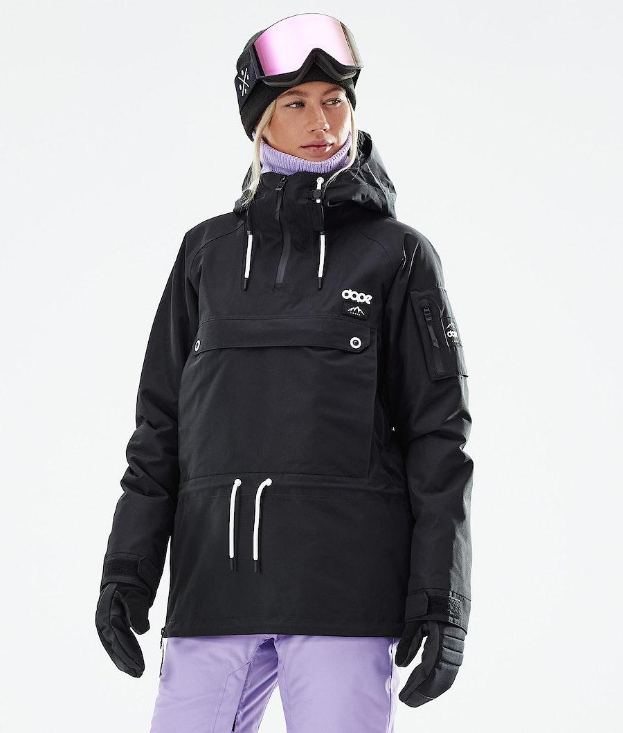 Dope Annok W Snowboardjacke Black