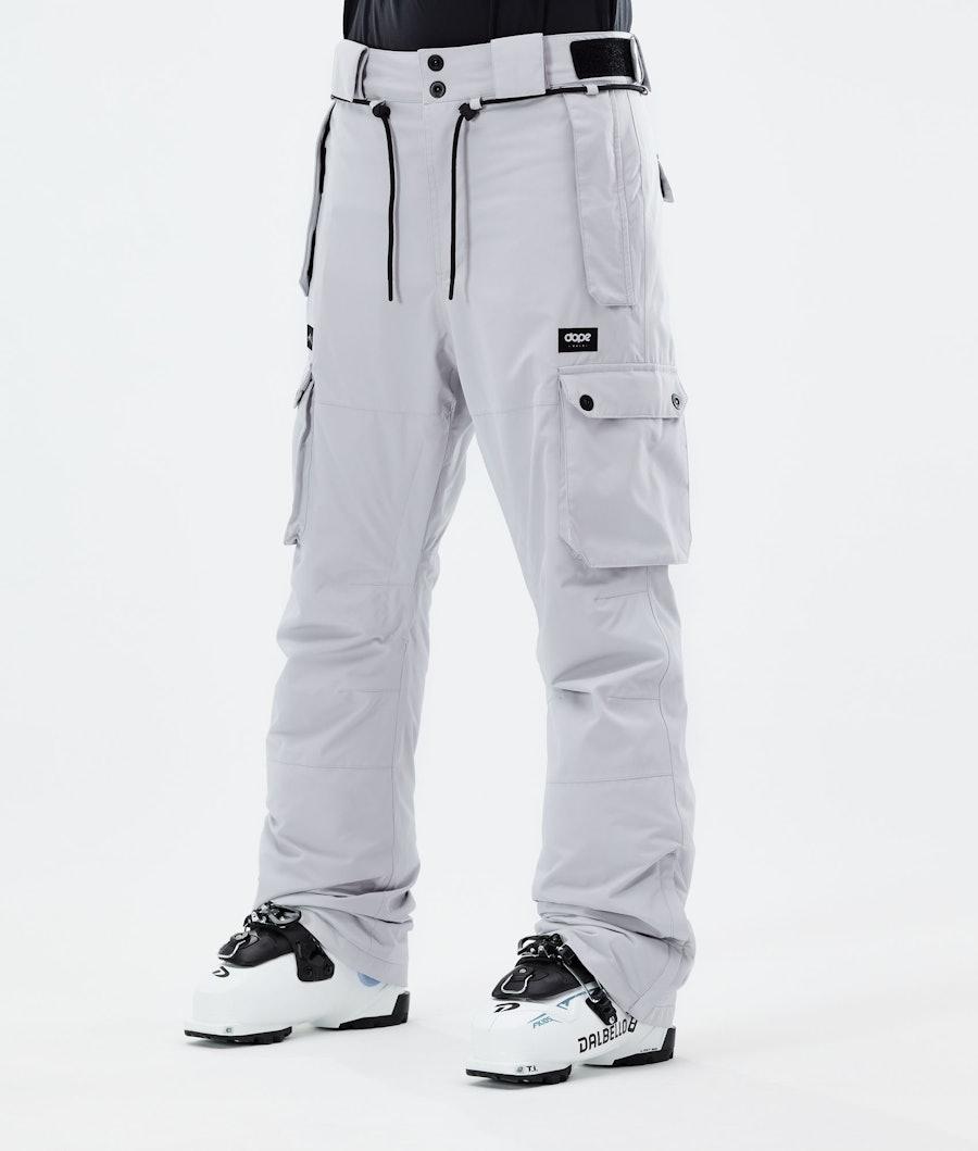 Dope Iconic W Ski Pants Light Grey